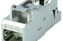 Cat6A moduler for RJ45. AMJ serie