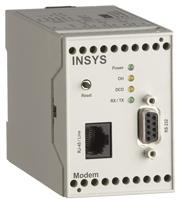 Industrielt analog 56k modem
