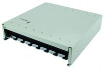 Veggboks for RJ45 og fiber. AMJ serie.