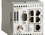 Industriell firewall og 3G router. MoRoS GPRS/HSPA