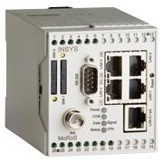 Industriell firewall og 3G router med VPN