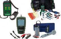 Testutstyr og verktøy
