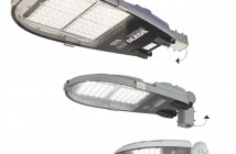 LED gatelys armatur. 10-180W. Stratos