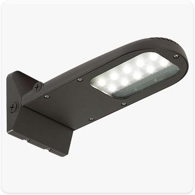 LED parkbelysning. Glow