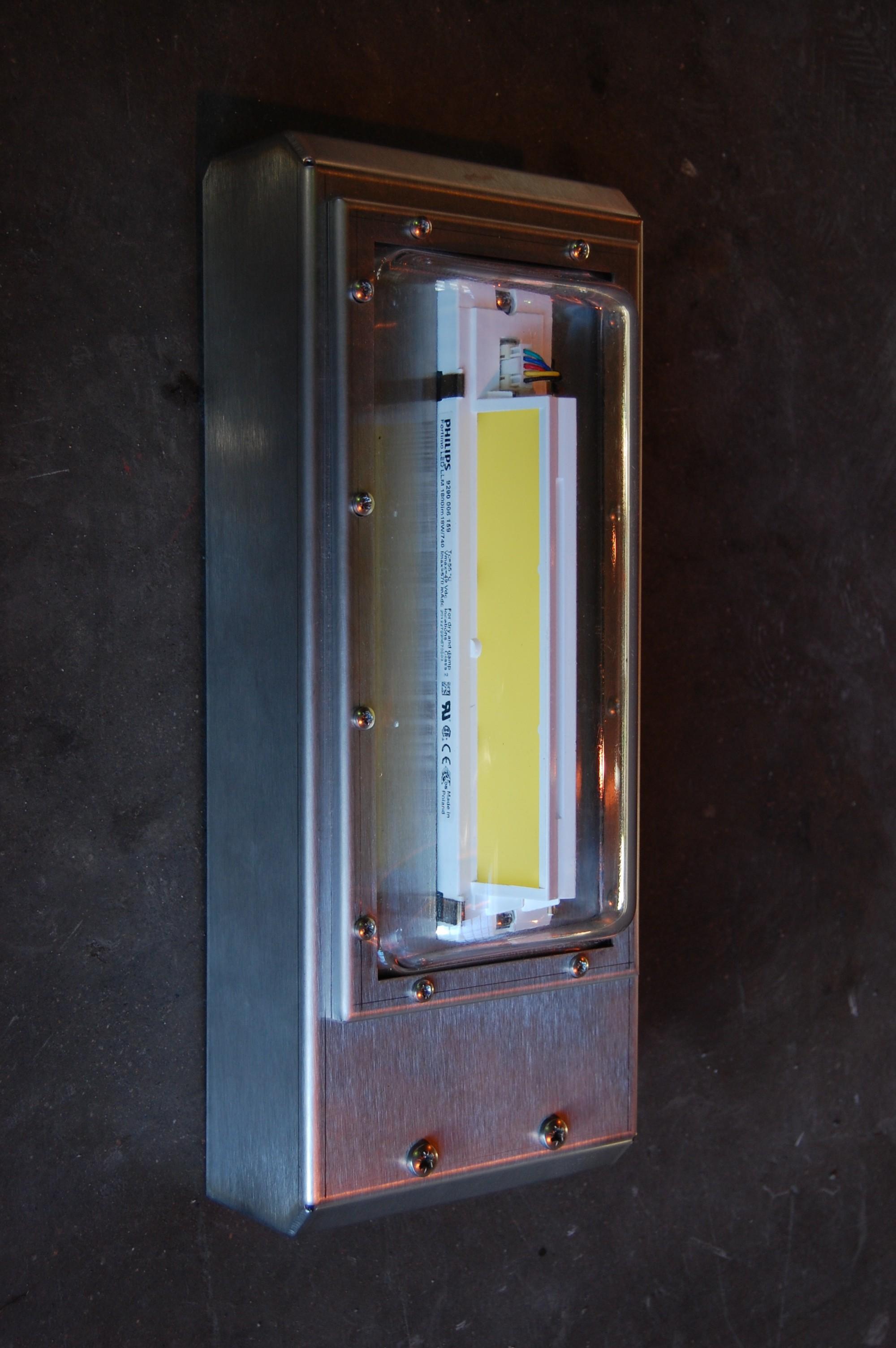 LED Evakueringslys. CLe