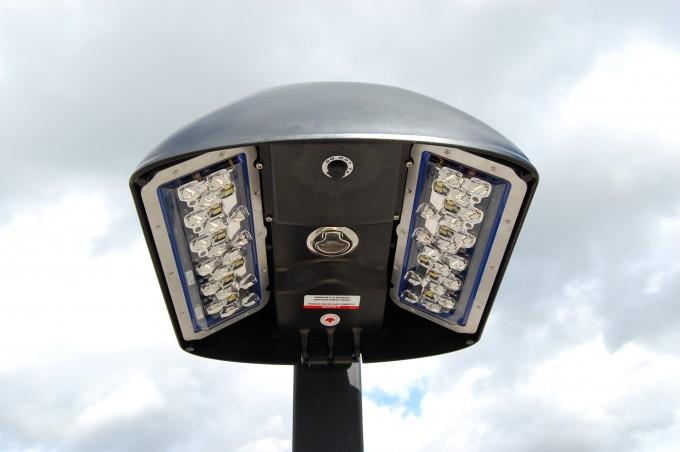 Satelite LED veilys armatur