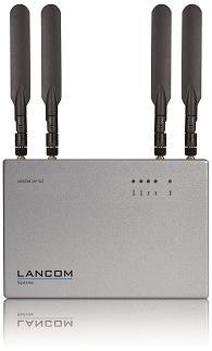 WLAN Access Point for industrielt bruk