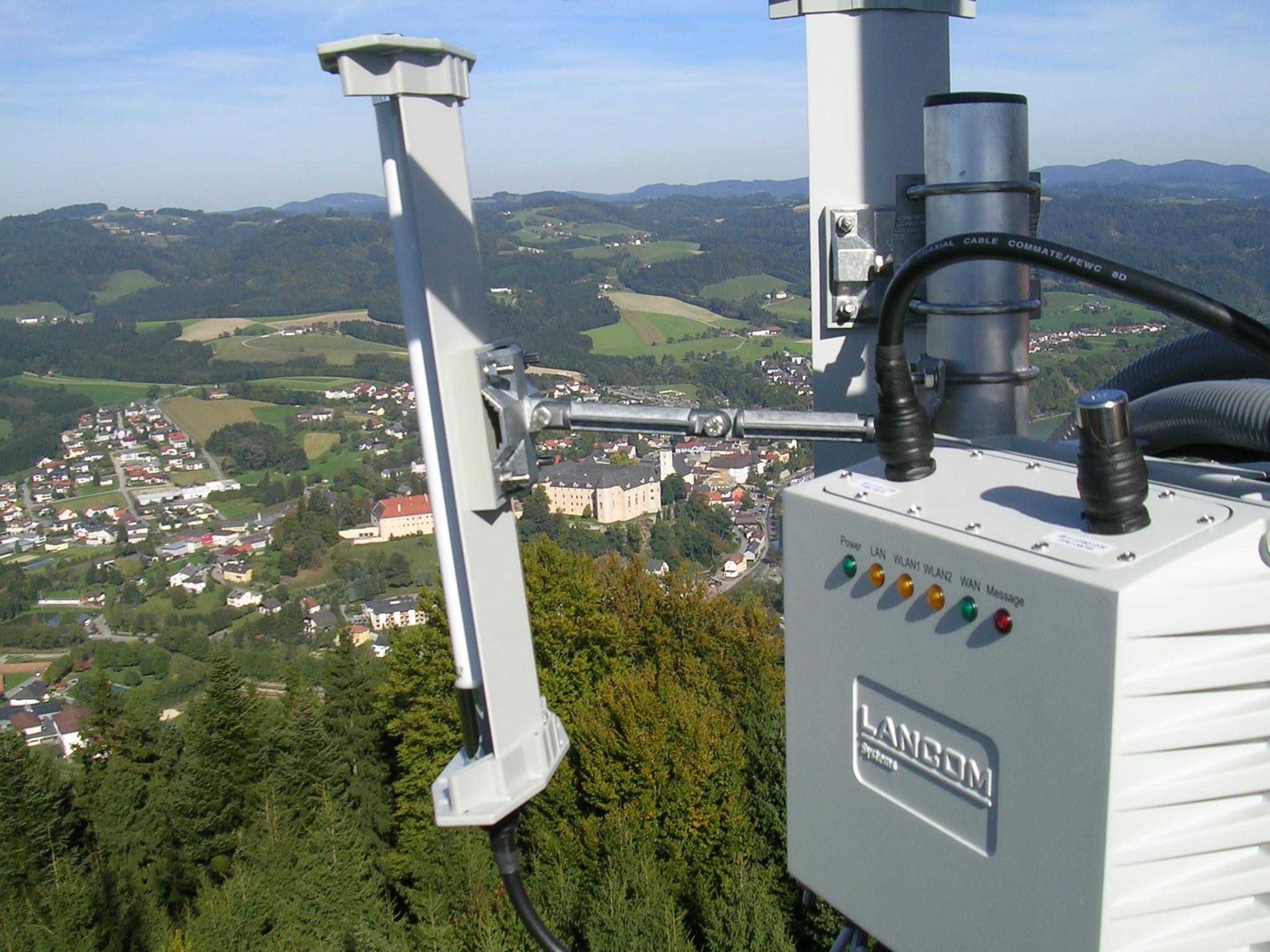 3G og 4G routere for utendørs bruk