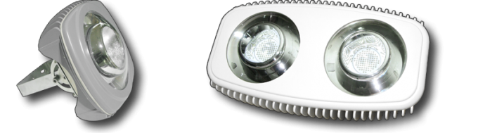 LED Genius Light. LED industriarmatur