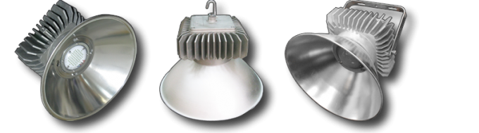 High Bay Industriell LED armatur