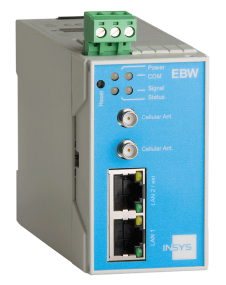 EBW-100 industriell 4G router med VPN