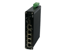 Smart switcher for industrielt ethernet