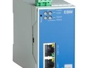 Industriell router og firewall med VPN. EBW-E100