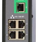 SHDSL switch for redundant ring og RSTP. XSRING