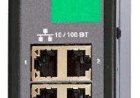 SHDSL switch med line backup. XSLAN