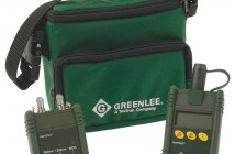 Fiberoptisk tester fra Greenlee. XL Fibertools.