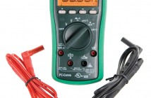 Digitalt multimeter fra Greenlee