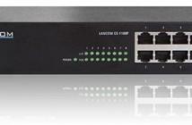Gigabit ethernet switcher fra Lancom