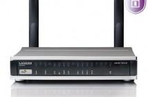 VPN router med sikkerhetssertifisering