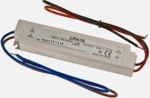 Strømforsyning for LED Stripe