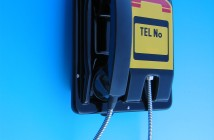 Analog nødtelefon for tunnel. Tuftel 3495 Analog