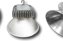 Industriell LED armatur 30-180W. High Bay