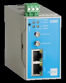 EBW-100 industriell 4G router med VPN